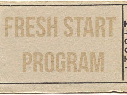 The Truth About The IRS Fresh Start Program