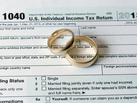 """The Tax Debt Belongs To My Spouse"": The Difference Between Innocent Spouse Relief and Injured Spous"