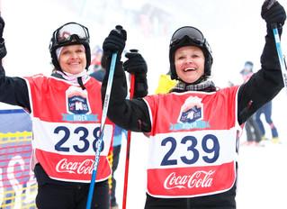 Foto fra årets race
