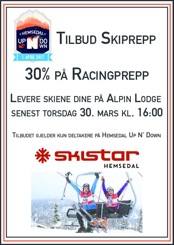 Tilbud fra SkiStar