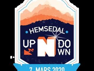 Nå er datoen for neste års Hemsedal Up N' Down klart!