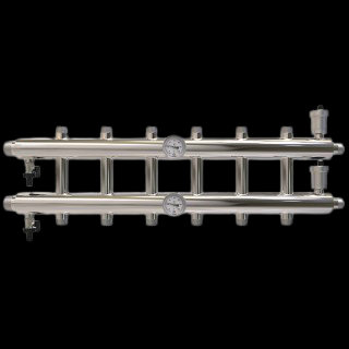 GK 32-7 Распределительный коллектор 85 кВт, 7 контуров