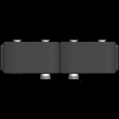 купить 7741059 Стальной распределительный коллектор Виссманн DN25 на 2 насосные группы в Viessmann-Russia Самара