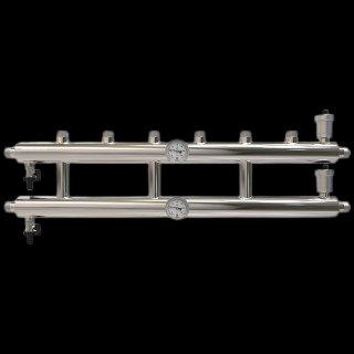 GK 25-3.1 Распределительный коллектор 60 кВт, 3+1 контур