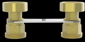 купить 7194869 Опорная пластина Виссманн для монтажа одиночной насосной группы DN25 в Viessmann-Russia Самара