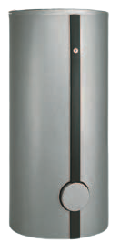 Z015311 Бойлер Vitocell 100-V, тип CVAA, 750 литров. Цвет-серебристый.
