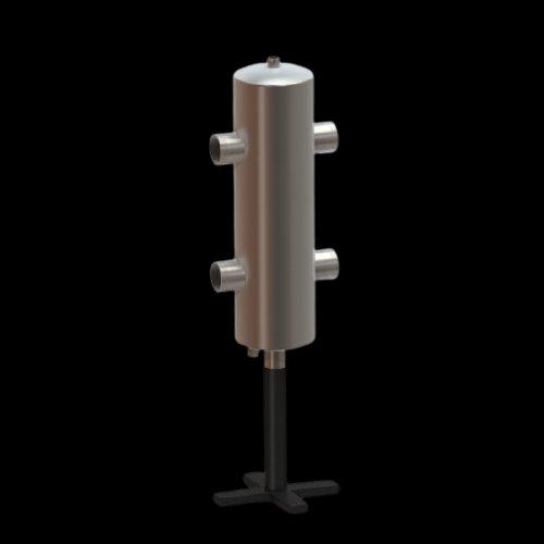 GS 50, Гидравлический разделитель 200 кВт (10 м.куб/ч)
