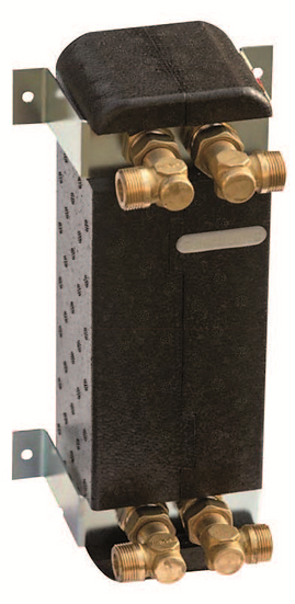 Пластинчатый теплообменник 30 кВт,  IC8Tx24