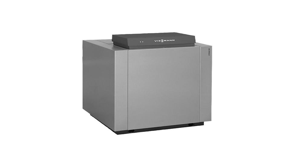 Котел Vitogas 100-F GS1D, 60 кВт с автоматикой Vitotronic 100 KC4B