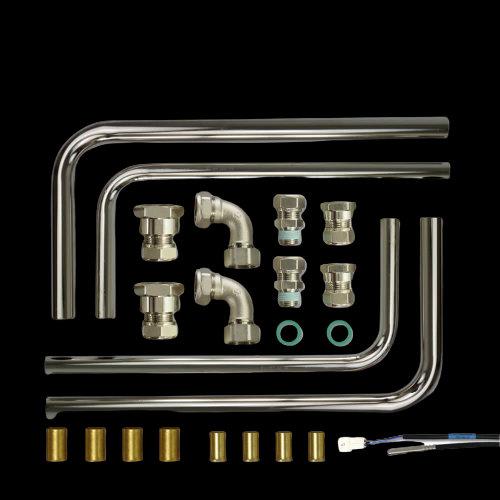 купить 7510285 Комплект подключений для подставного бойлера Виссманн Vitocell 100-W тип CUGB в Viessmann-Russia Самара