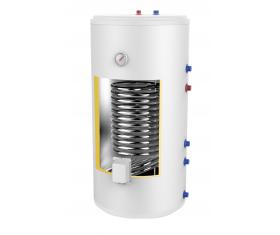 AMET 200 INOX, Напольный бойлер из нержавеющей стали, 200 литров