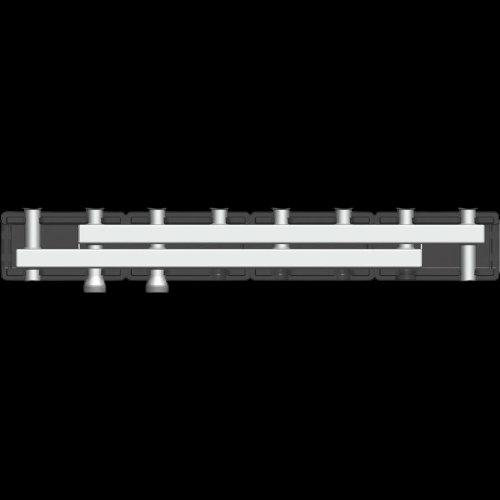 купить 7741061 Стальной распределительный коллектор Виссманн DN25 на 4 насосные группы в Viessmann-Russia Самара