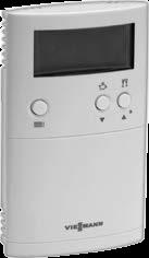 Z007694 Комнатный регулятор температуры Vitotrol 100 тип UTDB