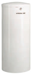 Z015298 Бойлер Vitocell 300-W, тип EVIA-A, 160 л., нержавеющая сталь. Цвет-белый