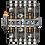 Thumbnail: GSK 40-7, Распределительный коллектор с гидрострелкой 120 кВт, 7 контуров