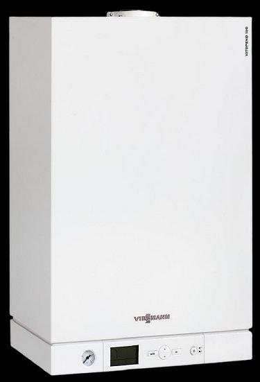 Купить настенный газовый котел Viessmann Vitopend 100-W A1JB009, 12 кВт двухконтурный в Viessmann-Russia Самара