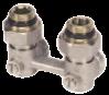 9573922 Купить Комплект нижнего подключения для двухтрубных систем Виссманн в Viessmann-Russia Самара