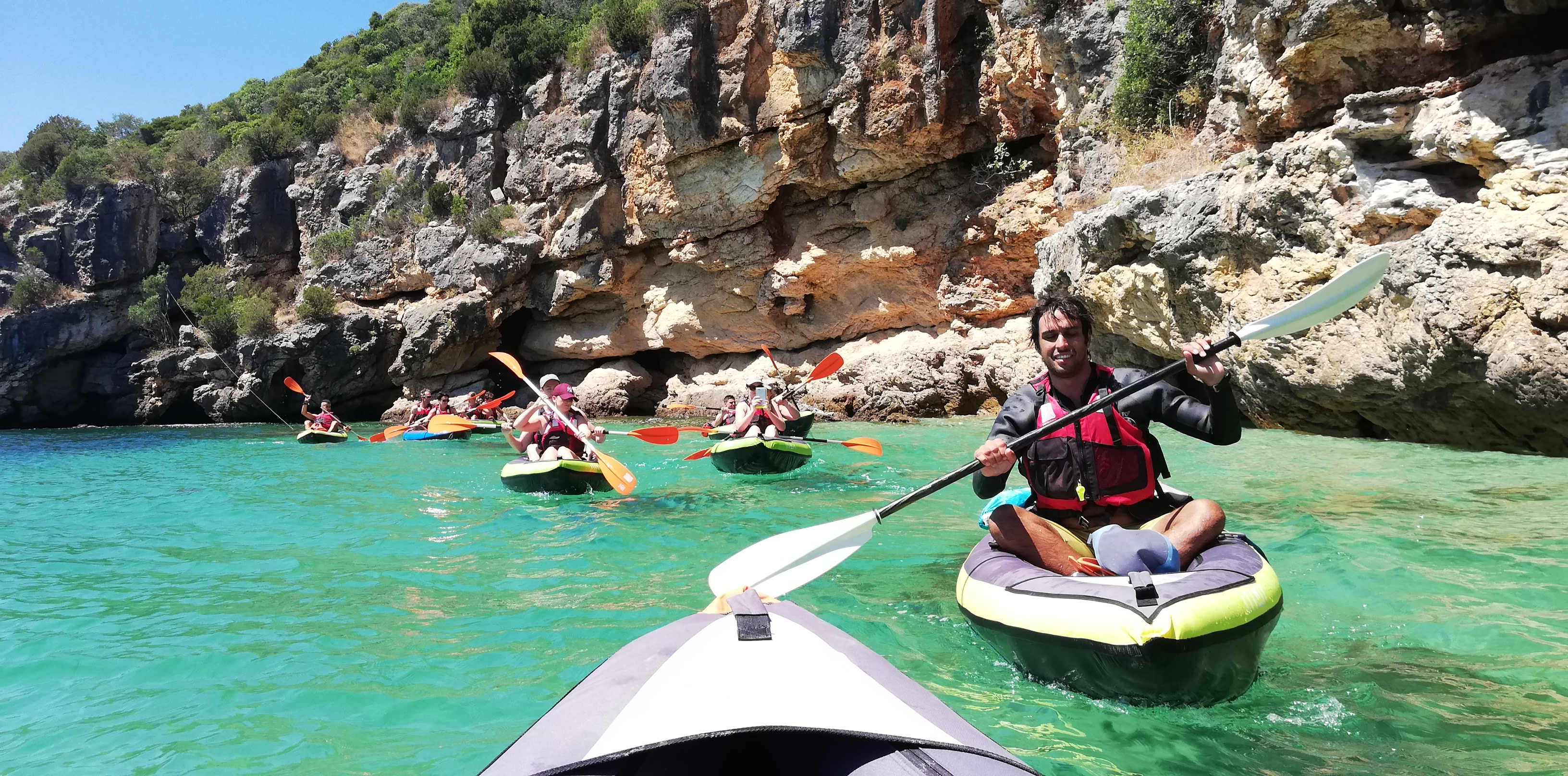 Arrabida Kayak Tour