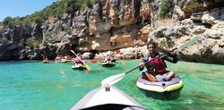 Arrabida Kayak Tour
