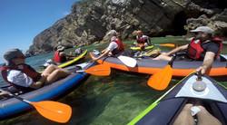 The beautiful cliffs of Sesimbra