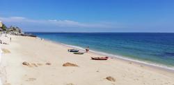 "Stopping by ""Praia do Monte Branco"""