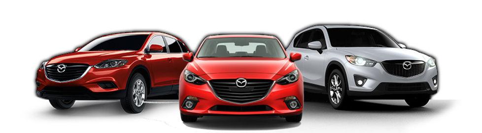 Mazda Line Up