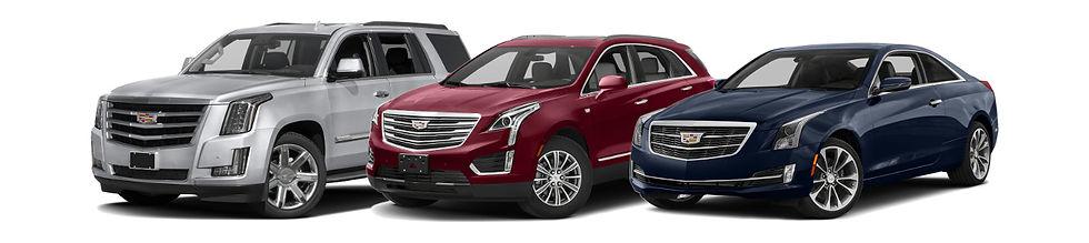 Cadillac Line Up