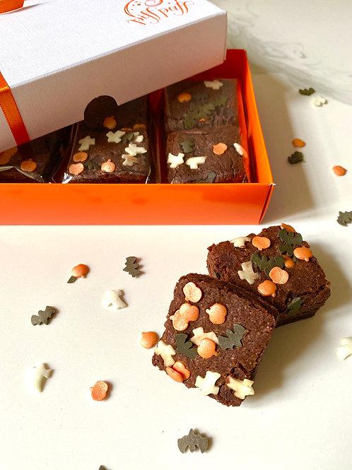 Halloween Brownie Box