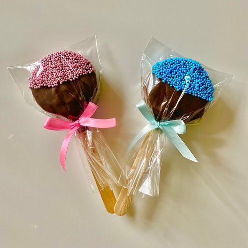 Brownie Piff Pops - Choose your colour!