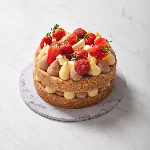 Strawberries & Cream Dream!
