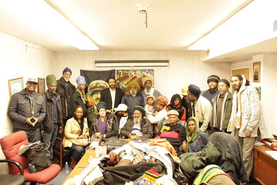 IDOR'S RASTAFARI STUDY GROUP
