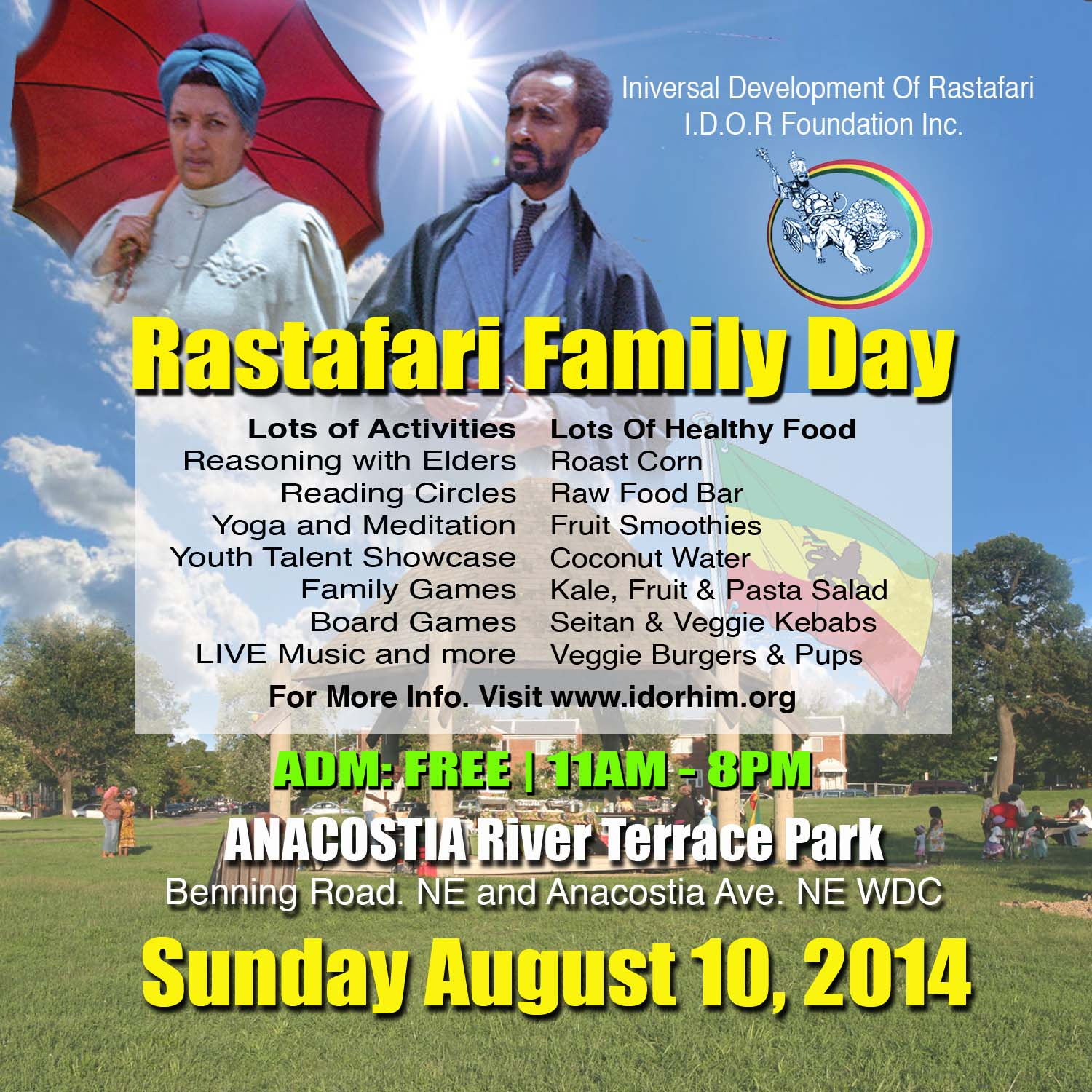 RASTAFRI FAMILY FUN DAY