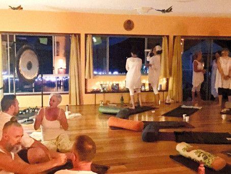 Kundalini Yoga - Monday's, Tuesday's and Thursdays 6.30 - 8.30pm