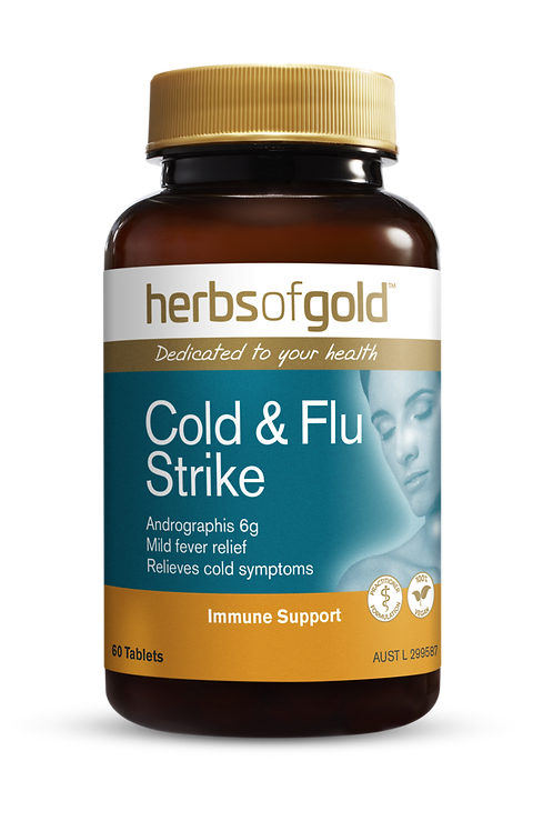 Cold & Flu Strike
