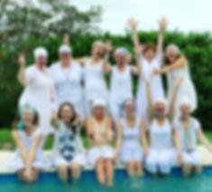 Graceful Women, Kundalini Yoga, Kundalini Yoga Online, Brisbane Yoga, Kundalini Yoga Teacher Training