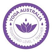 Cherie Clark Yoga Australia Registered L