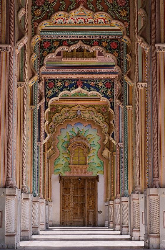 Temple Oasis