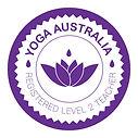 Lisa Weller Yoga Australia Level 2