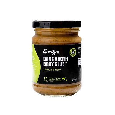 Mother Earth Shop - Bone Broth Lemon Her