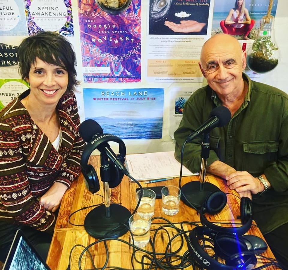 Karen Williams and Georges McKail