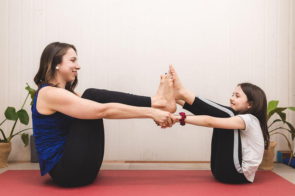 Siobhan Tierney - Yoga and Meditation As