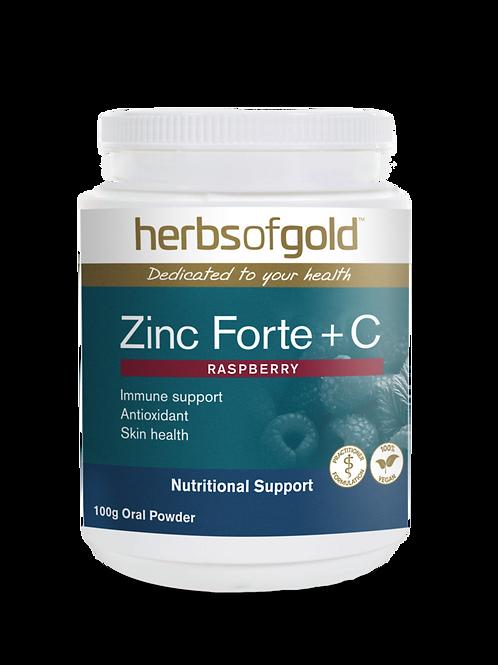 Zinc Forte + C