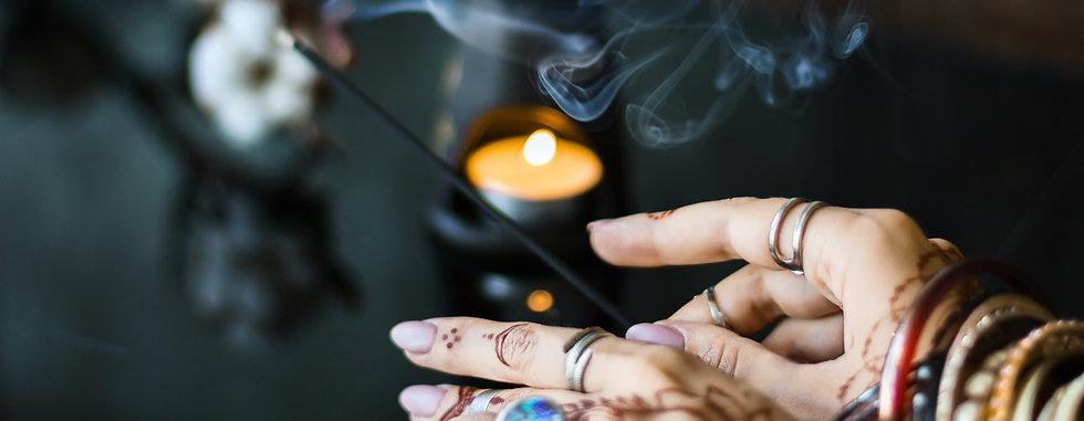Modern Mystical   Hamsa Incense Holders   Melbourne  
