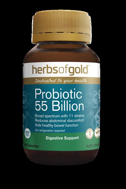 Probiotic 55 Billion