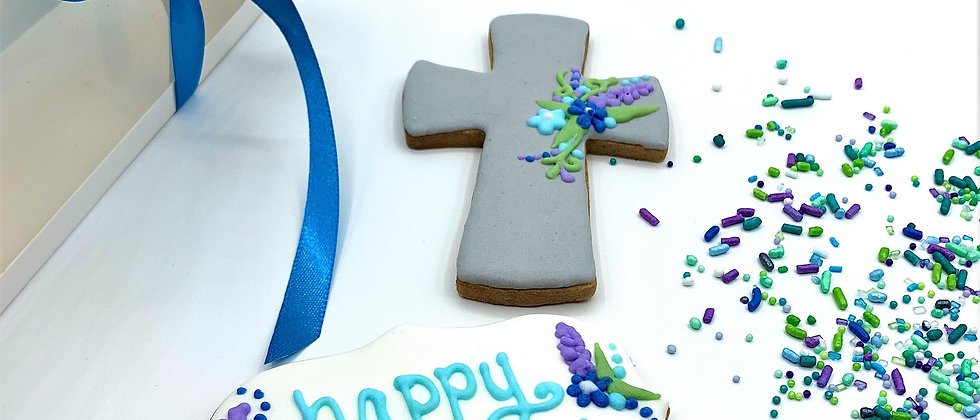 Religious Easter Cookies