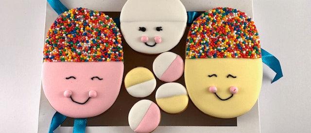 Chill Pills Cookies set