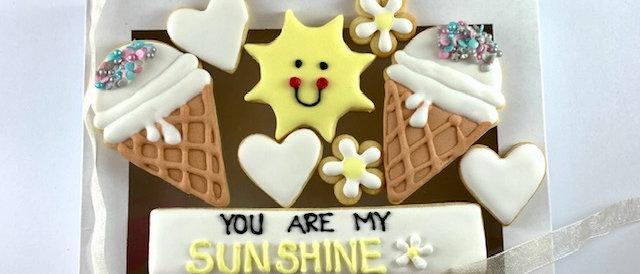 Sunshine Cookies set
