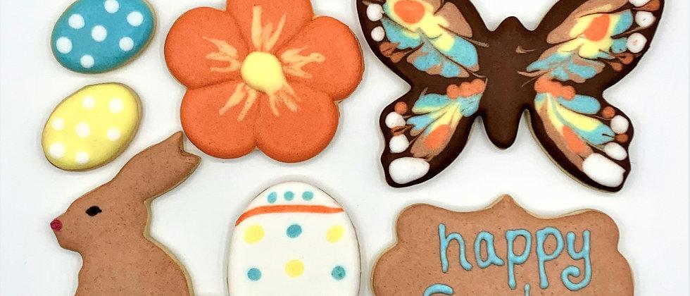 Easter Cookies set
