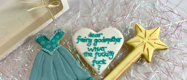 Fairy GM Cookie set