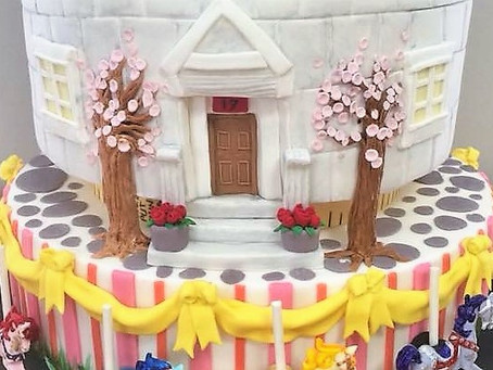 Cake Decorating Competition 2018